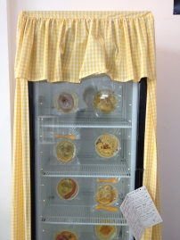 Installation view: Two Yellow Bellies / Beth Dillon & Anton Benois, 2015