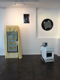 Installation view Entretempo Kitchen Gallery
