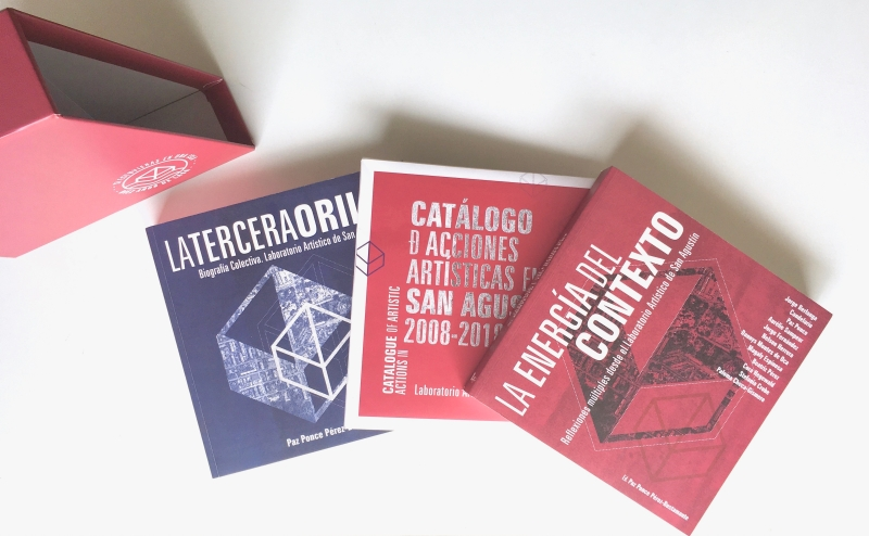 3 libros vista mas completa